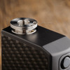 """Vicious Ant - """"Club Omega Atomizer""""  is a proprietary design that sets into the frame connection by screwing in/out for a solid and stealthy installation."""