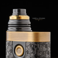 Form Custom - Armor RDA AFC Lock Ring, 454 Naval Brass