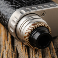 Form Custom - Armor RDA AFC Lock Ring, Mokume-Gane