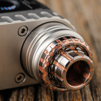 Form Custom - SUPERCONDUCTOR AFC Lock Ring and Drip Tip for Armor RDA