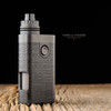 "Armor Mods - ""Armor Mech Black Edition, Wood Grain Engraved Body"" Swag Package"