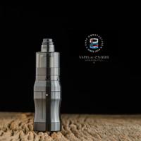 """OLC - """"Stratum 0 (Zero) Black Prestige Mini"""" 18350 MOSFET Tube Mod"""