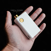 """dotmod - """"dotAIO Limited Release, White"""" All-In-One 18650 Box Mod"""