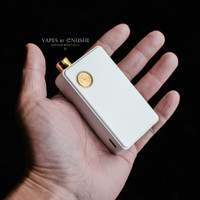 "dotmod - ""dotAIO Limited Release, White"" All-In-One 18650 Box Mod"