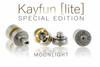 "SvoëMesto - ""Kayfun [Lite] Special Edition"" RTA, Moonlight (Blasted)"