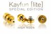"SvoëMesto - ""Kayfun [Lite] Special Edition"" RTA, High Noon (Gold)"