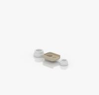 """SvoëMesto - """"Kayfun 5 Insulator/Isolator Kit"""""""