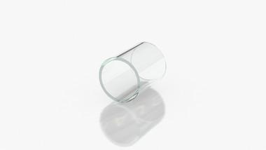 "SvoëMesto - ""Kayfun Mini V3 Replacement Spare Tank Glass"""