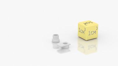 "SvoëMesto - ""Kayfun Mini V3 Replacement Insulator/Isolator Kit"""