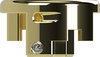 Armor Mods - Small 1.2x1.2mm Air Flow Insert for Armor Engine RDA, Polished Gold