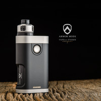 Armor Mods - Armor Mech V2, Basic Satin SS & Black with Armor Engine RDA