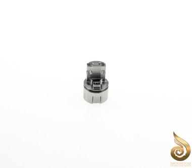 Taifun - GTR 1.0mm Diameter Single Hole MTL Positive Pole (Pluspol)