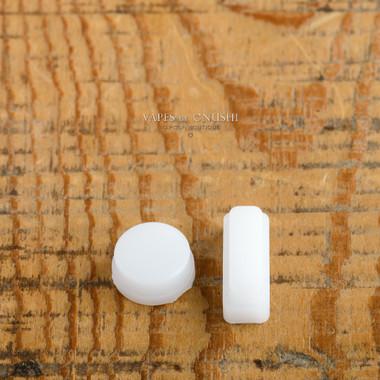 Delro Button Set for d60e, Blanco