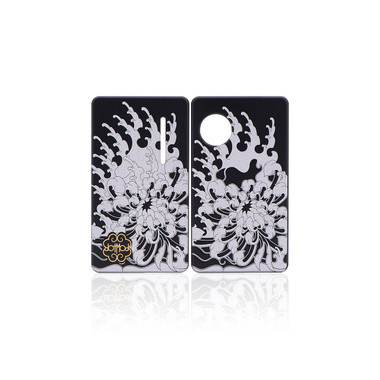 "dotmod - ""dotAIO Chrysanthemum Doors"", Black"