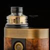 "Bell Vape by Chris Mun - ""Bell Cap for Engine by Armor Mods"", Polished with Armor Mech"