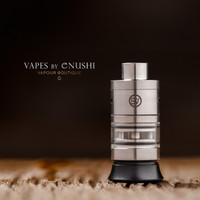 "Science of Vaping - ""Zenith"" Rebuildable Dripping/Tank Atomizer"
