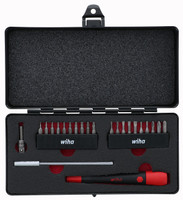 Wiha - PicoFinish MicroBit Screwdriver Set, 23 Pc.