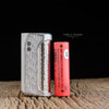 OLC - Stratum V6M, Crystal (Cristal) with AW 18650 3000mAh battery for size reference