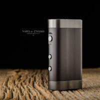 "dicodes - Dani Box 21700 DLC ""Cool Coal"" - 80W Regulated Box Mod"