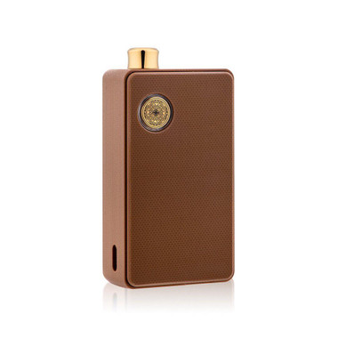 dotmod - dotAIO Limited Edition G10, Brown - All-In-One 18650 Box Mod