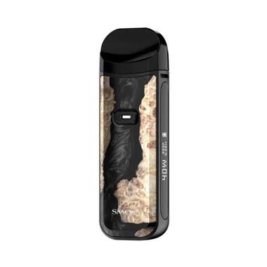 Smok - Nord 2 Kit (CRC Version), Black Stabilizing Wood