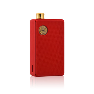 dotmod - dotAIO Limited Edition G10, Red - All-In-One 18650 Box Mod