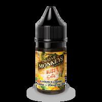 """Twelve Monkeys: """"Nic Salts - Bliss (30mL)"""""""