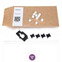 Velvet Vape - Boropad - Condensation Plug with Liquid Absorption and Air Flow Control