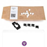 Velvet Vape - Boropad MTL - Condensation Plug with Liquid Absorption and Air Flow Control