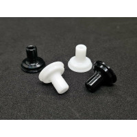 Steampipes - Drip Tip Cabeo Standard MTL Black & White