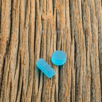 Delro Button Set for d60e (DNA60), Blue Resin