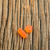 Delro Button Set for d60e (DNA60), Orange Resin
