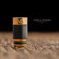 Vicious Ant - Chaplin Drip Tip, Gold Plated