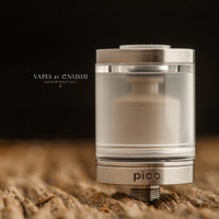 "YellowKiss (The Vape) - ""Pico"" RTA"