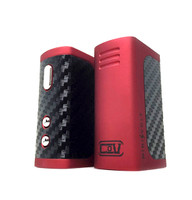 "The Council of Vapor - ""Red Mini Volt"" 40W Regulated Mod"