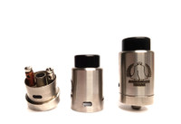 "Vaping American Made Products - ""Dually"" RDA"