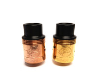 "CompVape - ""Seminole G24 RDA"" Gold or Rose Gold"