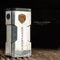 "G.I. MODS Philippines - ""Aventador V2"" Dual 18650 Mechanical Box Mod"