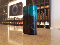 "HCigar - ""VT75 Stabilized Wood"" 26650 Evolv DNA75 Mod"