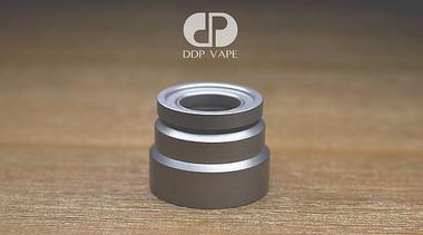 """DDP Vape - """"Typhon Top Cap, Titanium"""""""