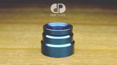 "DDP Vape - ""Typhon Top Cap, Blue Titanium"""