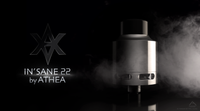 "Athea Mods - ""In'Sane 22"" Dripper Tank"