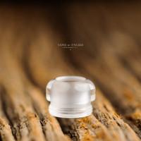 "Steam Tuners - ""Top Tip"" for Kayfun 5 & Prime Drip Tip, plexi (Plexiglas/acrylic)"