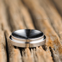 "Dee Mods - ""Billet Box Rev 4 Stainless Steel Sunken Button"""