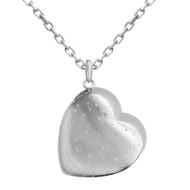 Stardust Heart Pendant