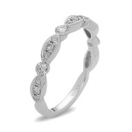 Bassali Romance Stackable Ring