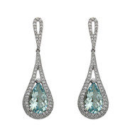 Bassali Raindrop Earrings