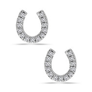 Bassali Horseshoe Earrings