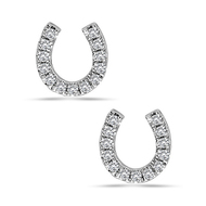 Bassali Horseshoe Earrings