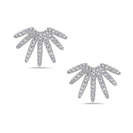 Bassali Diamond Sunshine Ray Earrings